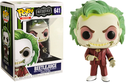 Beetlejuice Funko Pop! Beetlejuice in Tuxedo #641