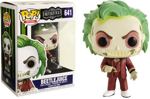 Beetlejuice Funko Pop! Beetlejuice in Tuxedo