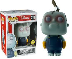 Disney Funko Pop! Behemoth (GITD) #211