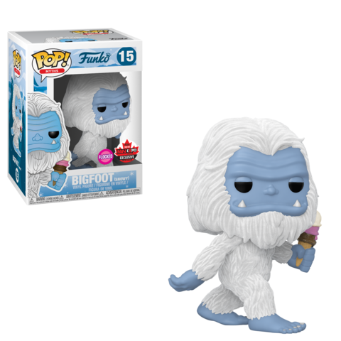 Funko Mascot Funko Pop! Bigfoot (Snowy) #15