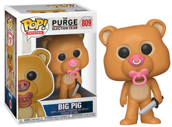 The Purge Funko Pop! Big Pig #809