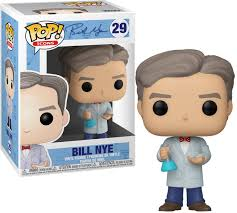 Icons Funko Pop! Bill Nye #29