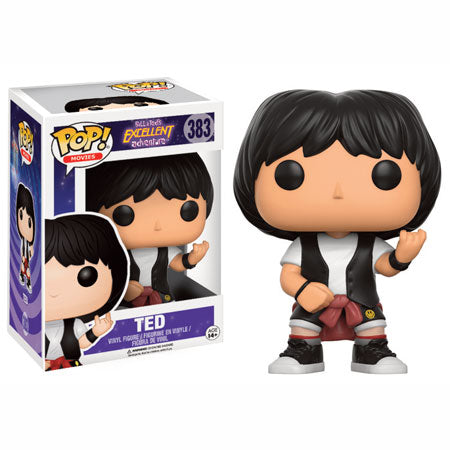Bill & Ted's Excellent Adventure Funko Pop! Ted