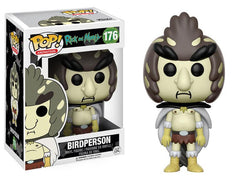 Rick and Morty Funko Pop! Birdperson