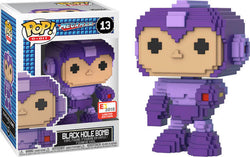 8-Bit Funko Pop! Black Hole Bomb (Mega Man) #13