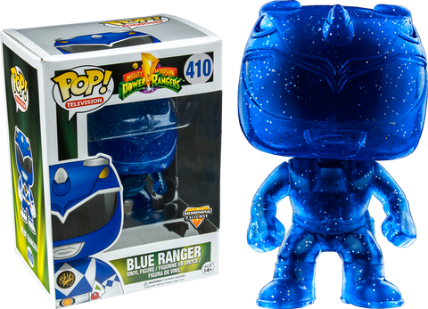 Power Rangers Funko Pop! Blue Ranger (Phasing) #410