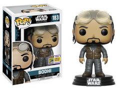 Star Wars: Rogue One Funko Pop! Bodhi (Convention Sticker)