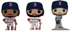 MLB Funko Pop! Red Sox Complete Set of 3 (Pre-Order)