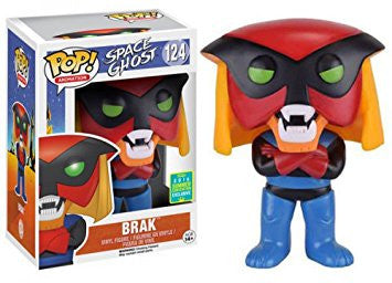 Space Ghost Funko Pop! Brak (TT Sticker) #124