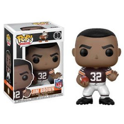 Browns Funko Pop! Jim Brown #80