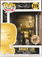 Bruce Lee Funko Pop! Bruce Lee (Gold) (Game of Death) #219