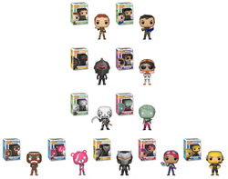 Fortnite Funko Pop! Complete Set of 11 (Pre-Order)