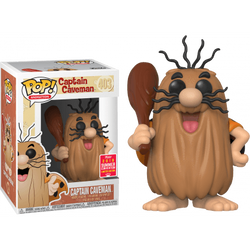 Captain Caveman Funko Pop! Captain Caveman (Shared Sticker) #403