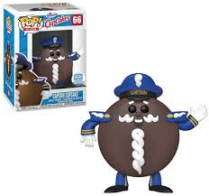 Ad Icons Funko Pop! Captain Cupcake #66