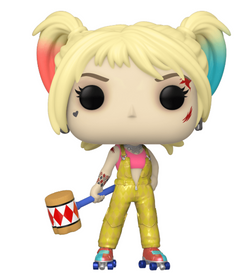 Birds of Prey Funko Pop! Harley Quinn Boobytrap Battle (Pre-Order)