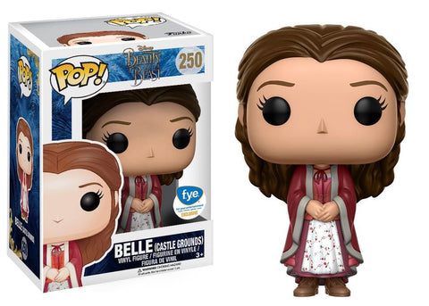 Beauty and the Beast Funko Pop! Belle (Castle Grounds)