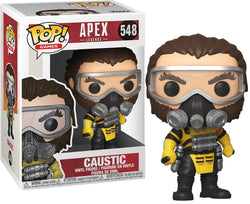 Apex Legends Funko Pop! Caustic #548