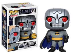 Batman: The Animated Series Funko Pop! Batman (Robot) CHASE