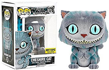 Alice in Wonderland Funko Pop! Cheshire Cat (Flocked)