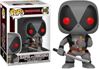 Deadpool Funko Pop! Deadpool with Chimichanga (Pre-Order)