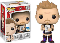 WWE Funko Pop! Chris Jericho #40