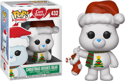 Care Bears Funko Pop! Christmas Wishes Bear #432