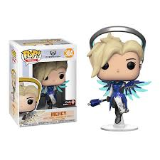 Overwatch Funko Pop! Mercy (Cobalt) #304