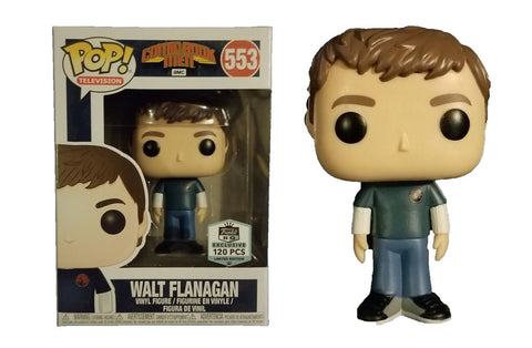 Comic Book Men Funko Pop! Walt Flanagan #553