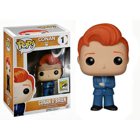 Conan O'Brien Funko Pop! Conan O'Brien #1