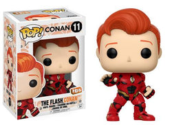 Conan O'Brien Funko Pop! The Flash Conan #11