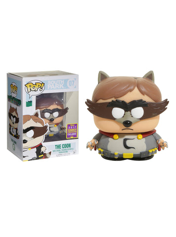 South Park Funko Pop! The Coon (Shared Sticker) #07