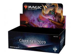 Magic the Gathering - Core Booster 2019 - Booster Box (36 Packs)