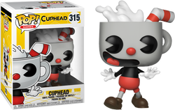 Cuphead Funko Pop! Cuphead (New Pose) #315
