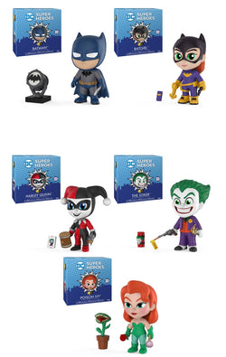 DC Super Heroes Funko 5 Star Complete Set of 5 (Pre-Order)