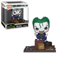 DC Super Villians Funko Pop! The Joker (Hush) #240