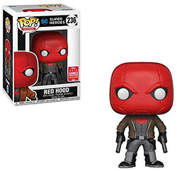 DC Super Heroes Funko Pop! Red Hood (Shared Sticker) #236