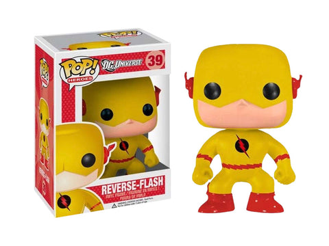 DC Universe Funko Pop! Reverse Flash #39