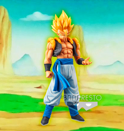 Dragon Ball Super Banpresto Gogeta (Grandista Nero) 11in Figure (Pre-Order)