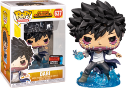 My Hero Academia Funko Pop! Dabi (Shared Sticker) #637
