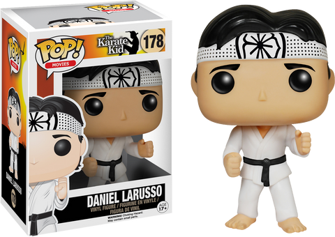 The Karate Kid Funko Pop! Daniel Larusso