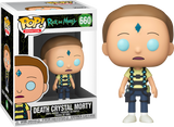 Rick and Morty Funko Pop! Death Crystal Morty #660