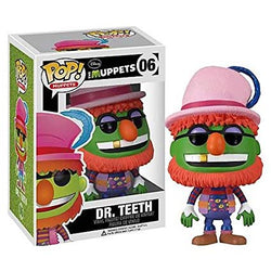 The Muppets Funko Pop! Dr. Teeth