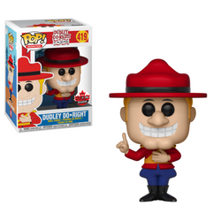 Dudley Do-Right Funko Pop! Dudley Do-Right #419