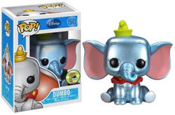 Disney Funko Pop! Dumbo (Metallic) #50
