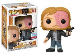 The Walking Dead Funko Pop! Dwight (Convention Sticker)