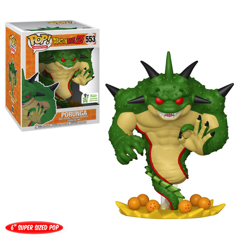 Dragon Ball Z Funko Pop! Porunga 6in (Shared Sticker) #553