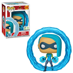 Incredibles 2 Funko Pop! Voyd (Shared Sticker) #509