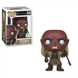 Lord of the Rings Funko Pop! Grishnakh (Shared Sticker) #636