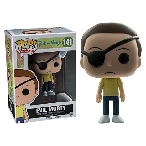 Rick and Morty Funko Pop! Evil Morty