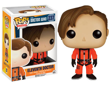 Doctor Who Funko Pop! Eleventh Doctor (Spacesuit) #237